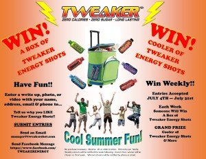 Cool Summer Fun -- Contest